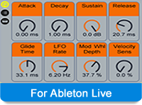 For Ableton Live